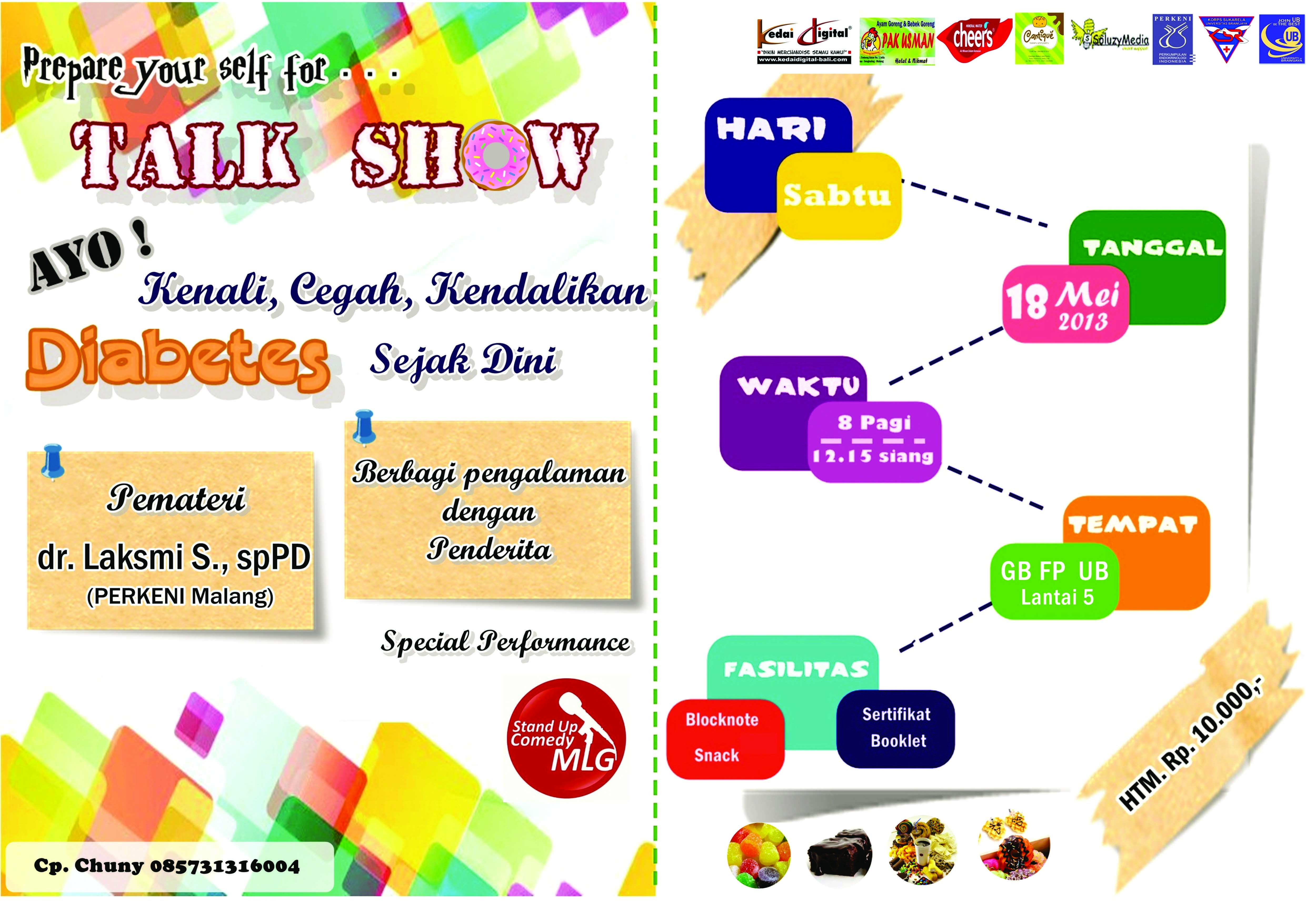 talkshow diabetes